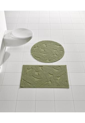 Badteppich aus Baumwolle kaufen