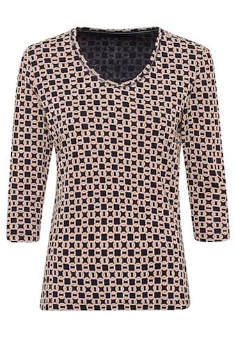 Olsen V-Shirt, mit Kettenprint kaufen