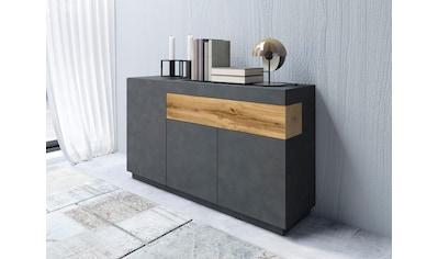 TRENDMANUFAKTUR Sideboard »SILKE«, Breite 150 cm kaufen