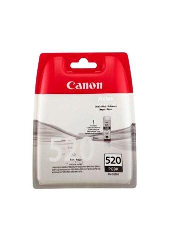 Canon »PGI - 520BK schwarz, Foto« Tintenpatrone kaufen
