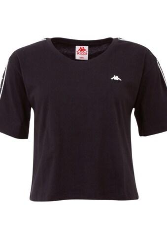 Kappa T-Shirt »HEDDA«, Basicshirt im Boxy-Style<br /> kaufen