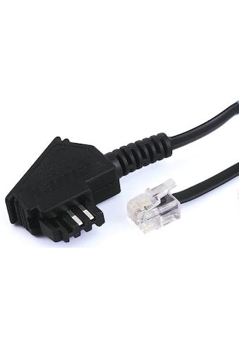 Hama Telefonkabel, TAE-F-Stecker - Modular-Stecker 6p4c, 15 m kaufen