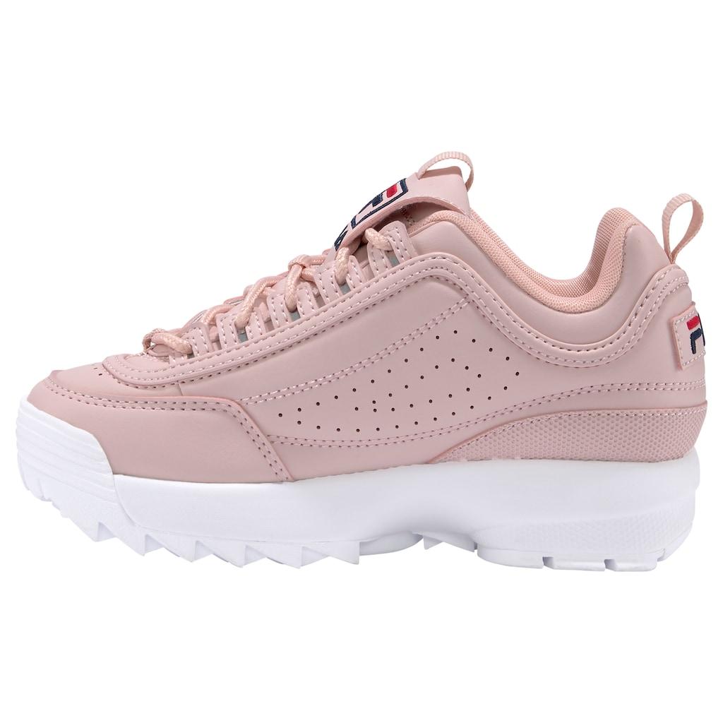 Fila Sneaker »Disruptor kids«