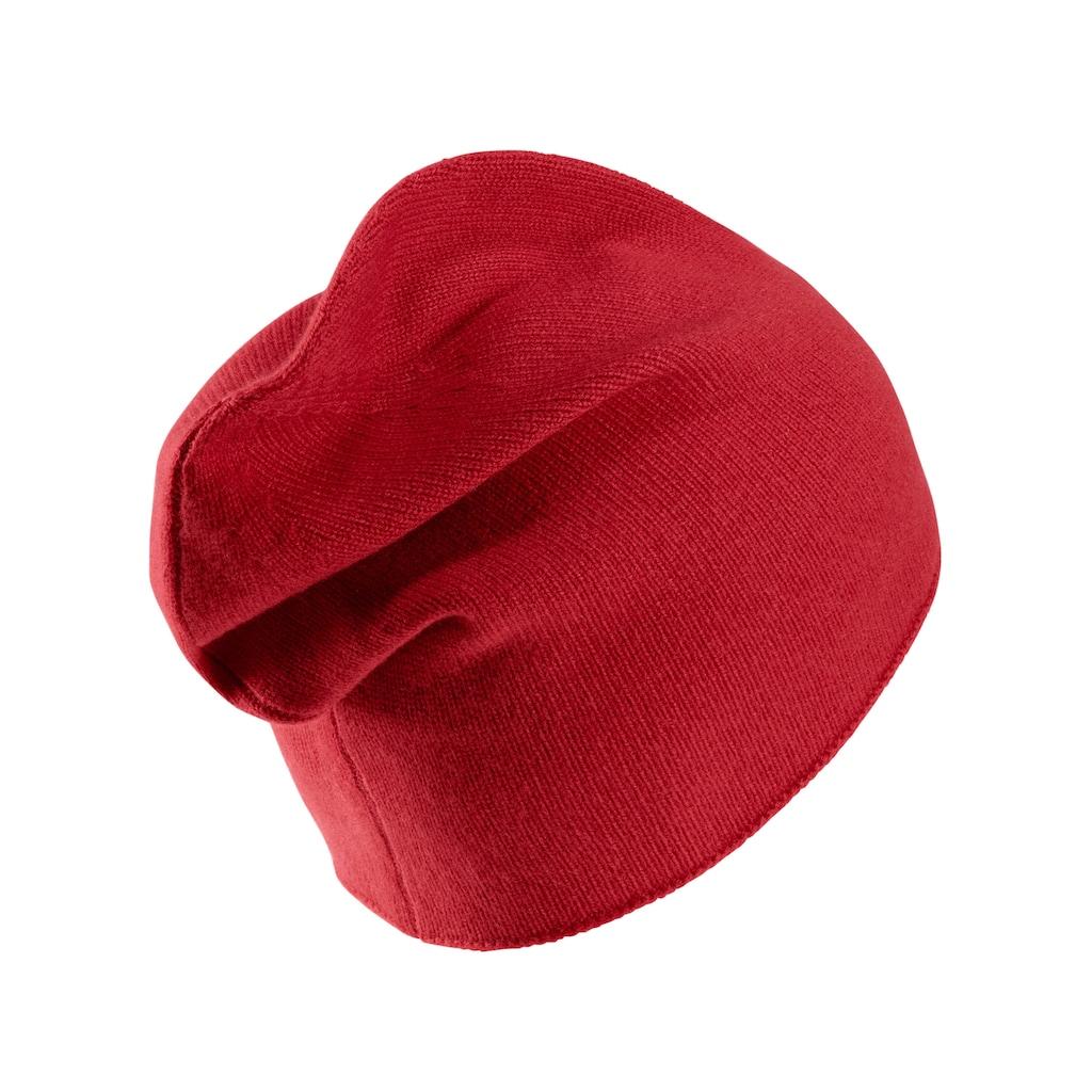 FALKE Strickmütze »Mütze«, aus reinem Kaschmir