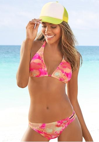 Venice Beach Triangel-Bikini, mit Tie Dye Effekt kaufen