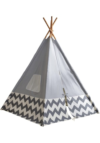 "KidKraft® Spielzelt ""Tipi Moderne, grau"" kaufen"