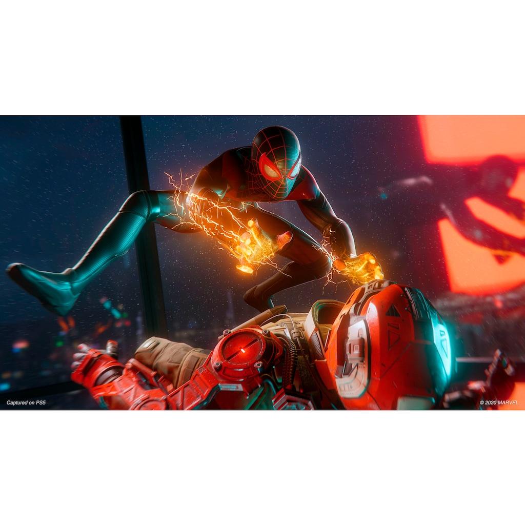 PlayStation 5 Spiel »Marvel's Spider-Man: Miles Morales«, PlayStation 5