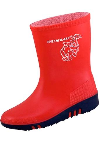 Dunlop Gummistiefel »K131510«, Mini rot/blau kaufen