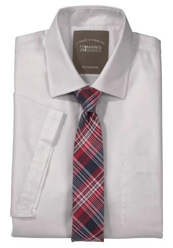 Man's World Businesshemd kaufen