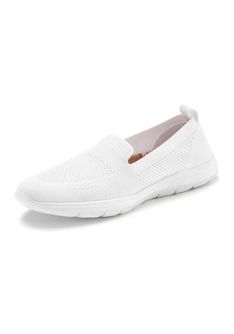 LASCANA Slipper, ultraleichter Sneaker mit softer herausnehmbarer Wechsel- Innensohle kaufen