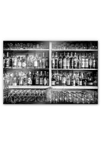 Wall-Art Küchenrückwand »Klassische Bar Spritzschutz« kaufen
