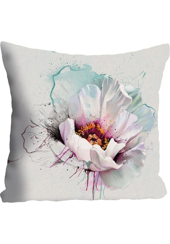 queence Kissenhülle »Blüte«, (1 St.) kaufen