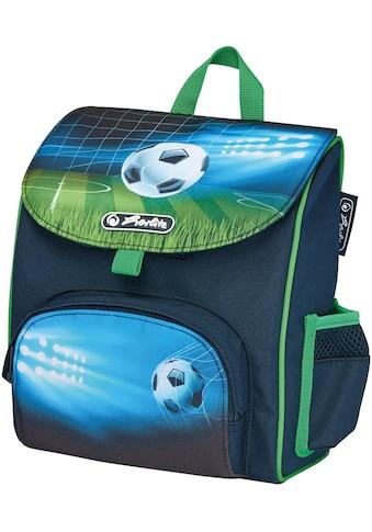 Herlitz Vorschulranzen »Mini Softbag Soccer«, 3M™ Scotchlite™ Reflektoren kaufen