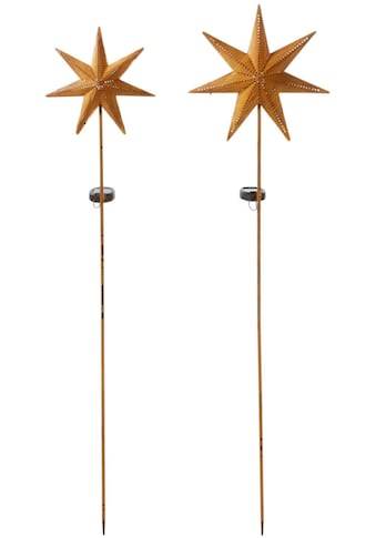 ,Gartenleuchte»Solarstecker - Set Star«, kaufen