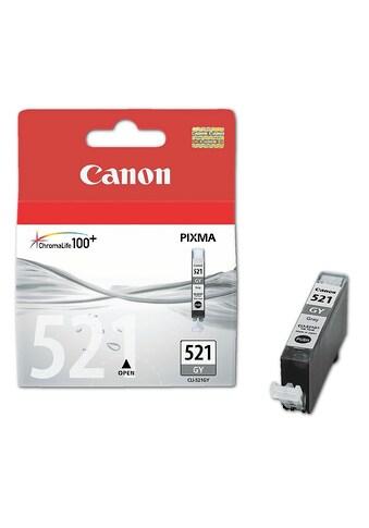 Canon Tintenpatrone »CLI - 521GY« kaufen