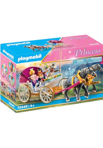 Playmobil® Konstruktions-Spielset »Romantische Pferdekutsche (70449), Princess«, ; Made in Germany kaufen