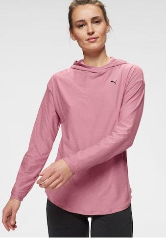 PUMA Yogashirt »Studio Knit Hoodie« kaufen