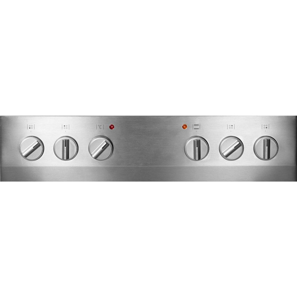 Amica Elektro-Standherd »SHC 11505 W / SHC 11595 E«, SHC 11595 E