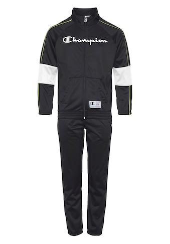 Champion Trainingsanzug »Full Zip Suit« kaufen
