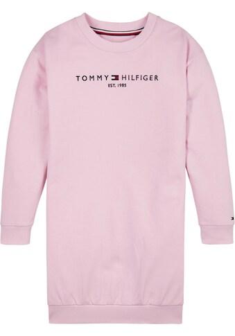 TOMMY HILFIGER Sweatkleid kaufen