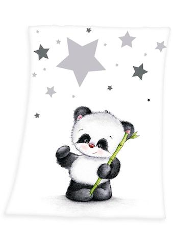 Babydecke »Fynn Panda«, Baby Best kaufen