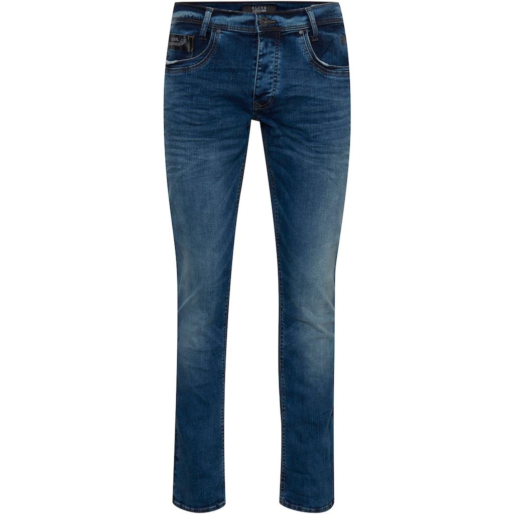 Blend Regular-fit-Jeans »BLIZZARD«