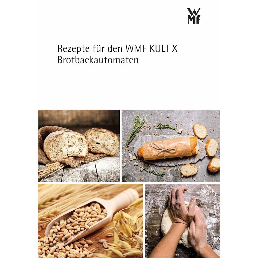 WMF Brotbackautomat »KULT X«, 12 Programme, 450 W, 3 einstellbare Bräunungsstufen