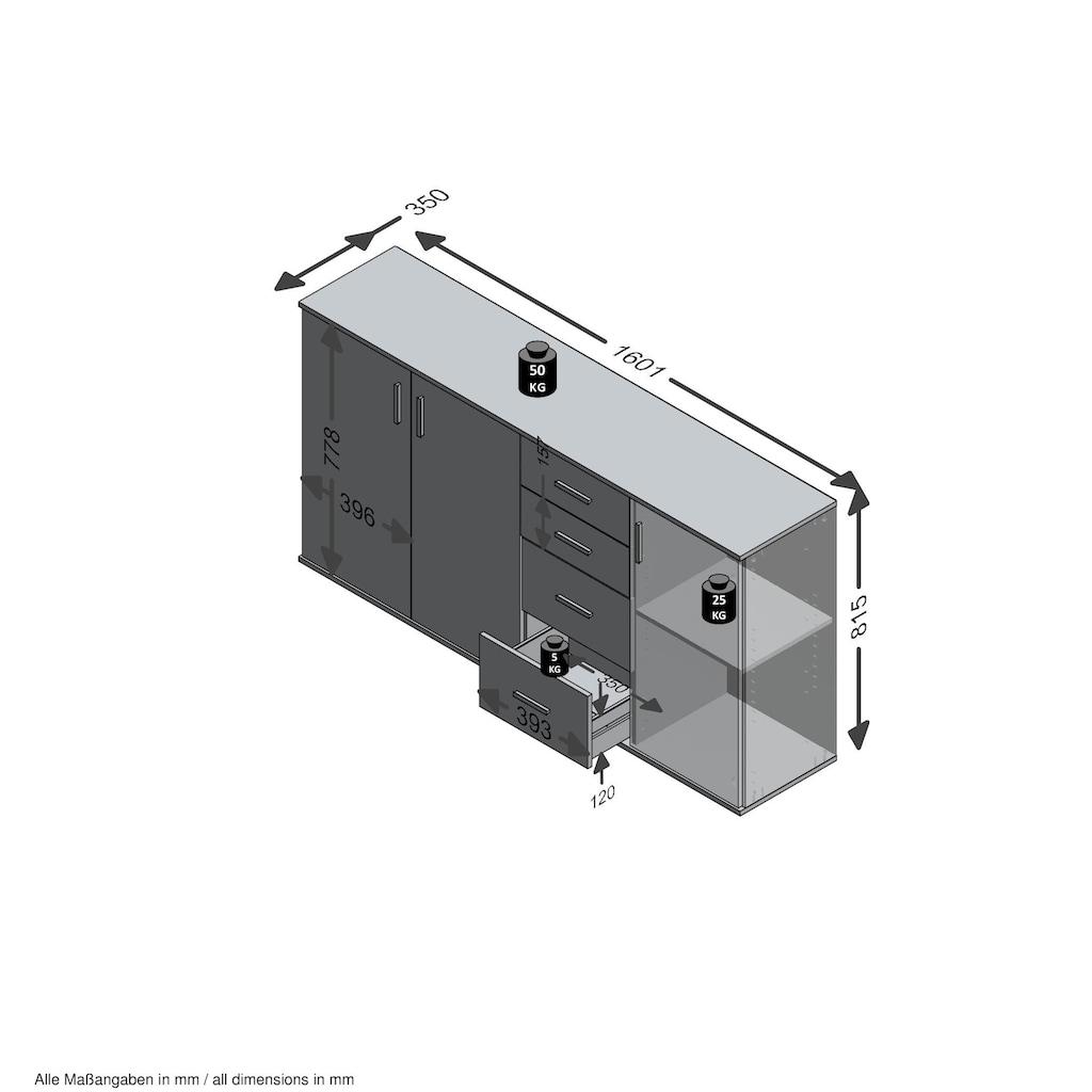 FMD Kommode »Albi«, Breite 160 cm