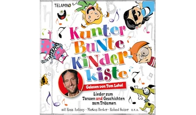 Musik-CD »Kunterbunte Kinderkiste / Various« kaufen