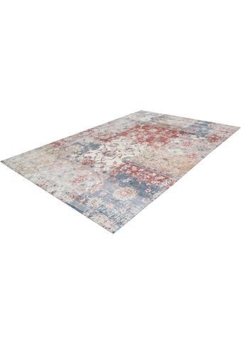 Arte Espina Teppich »Indiana 500«, rechteckig, 10 mm Höhe, Vintage Optik, Wohnzimmer kaufen