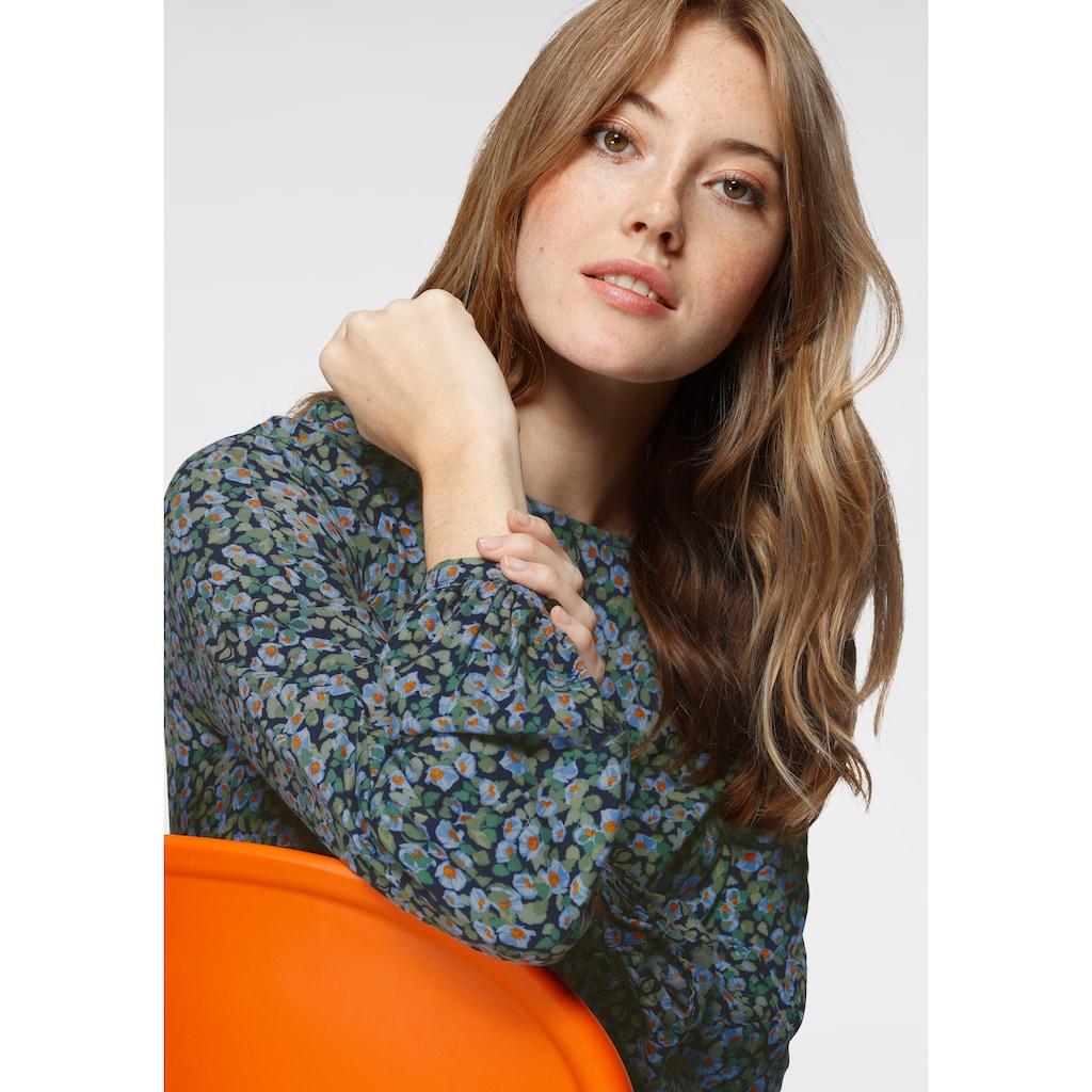 United Colors of Benetton Druckkleid, mit floralem Alloverprint