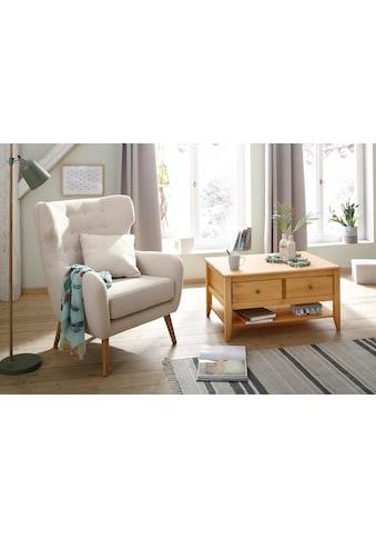 Home affaire Ohrensessel »Yamuna« kaufen