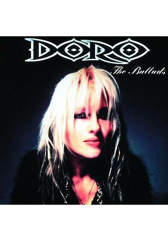 Musik - CD BALLADS / DORO, (1 CD) kaufen