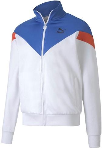 PUMA Trainingsjacke »Iconic MCS Track Jacket PT« kaufen