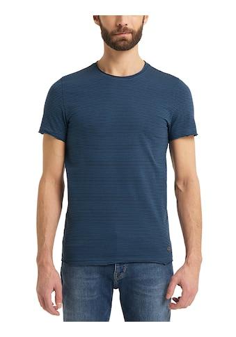 MUSTANG T-Shirt »Aaron C Stripe« kaufen