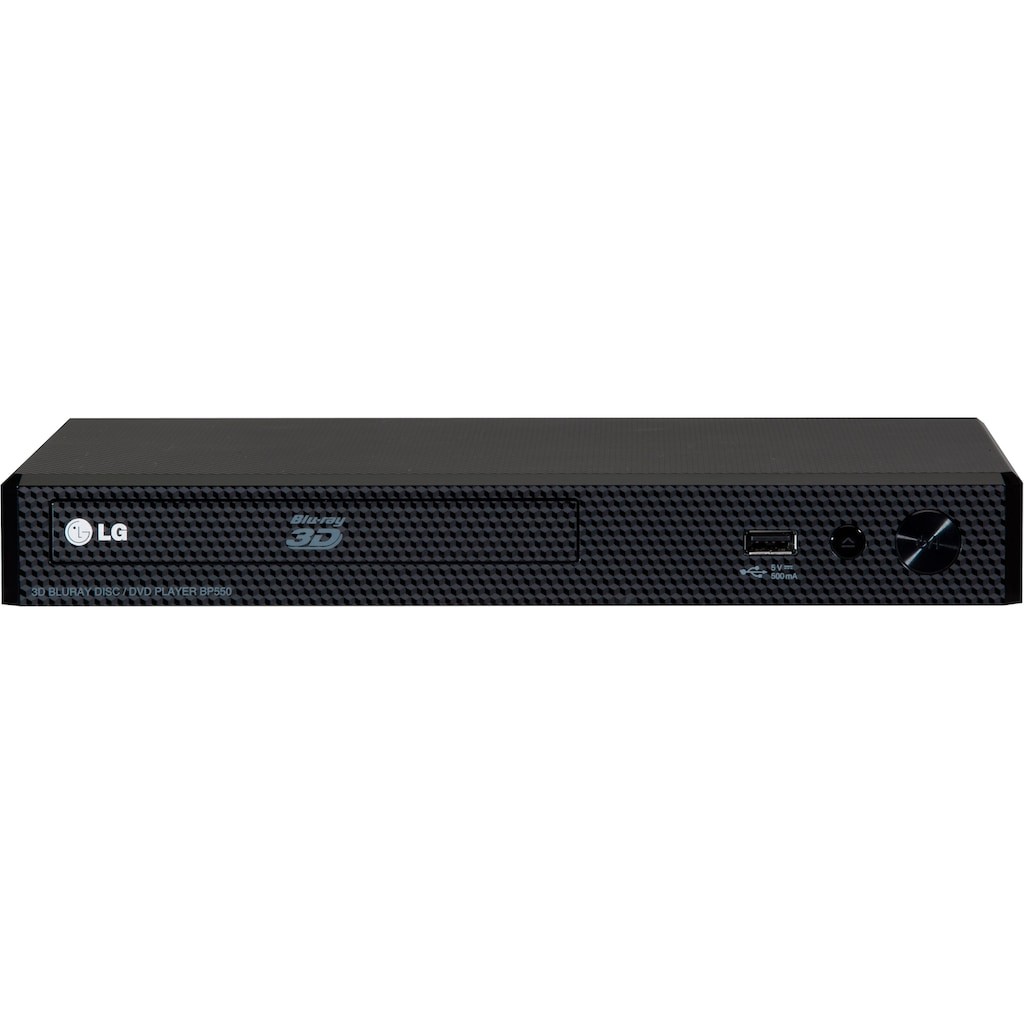 LG Blu-ray-Player »BP450«, LAN (Ethernet), 3D-fähig, Full HD