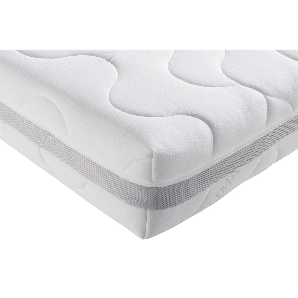 Beco Komfortschaummatratze »Sanicare Luxus & Klima«, (1 St.), Top-Hygiene, Komfort und Allergie-Schutz