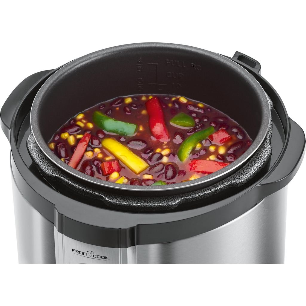 Silva Schneider Küchenmaschine mit Kochfunktion »PC-DDK 1076«