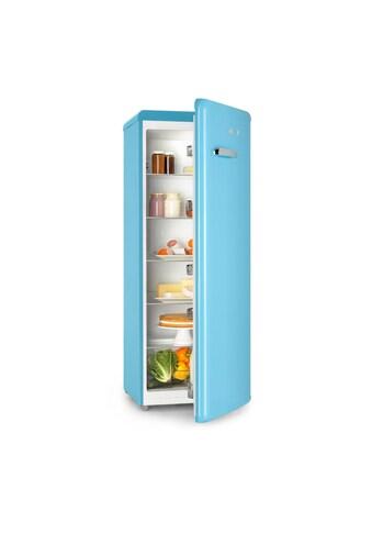 Klarstein Irene XL Vollraumkühlschrank Retro - Design 4 Ebene »IreneXLBabyBlue« kaufen