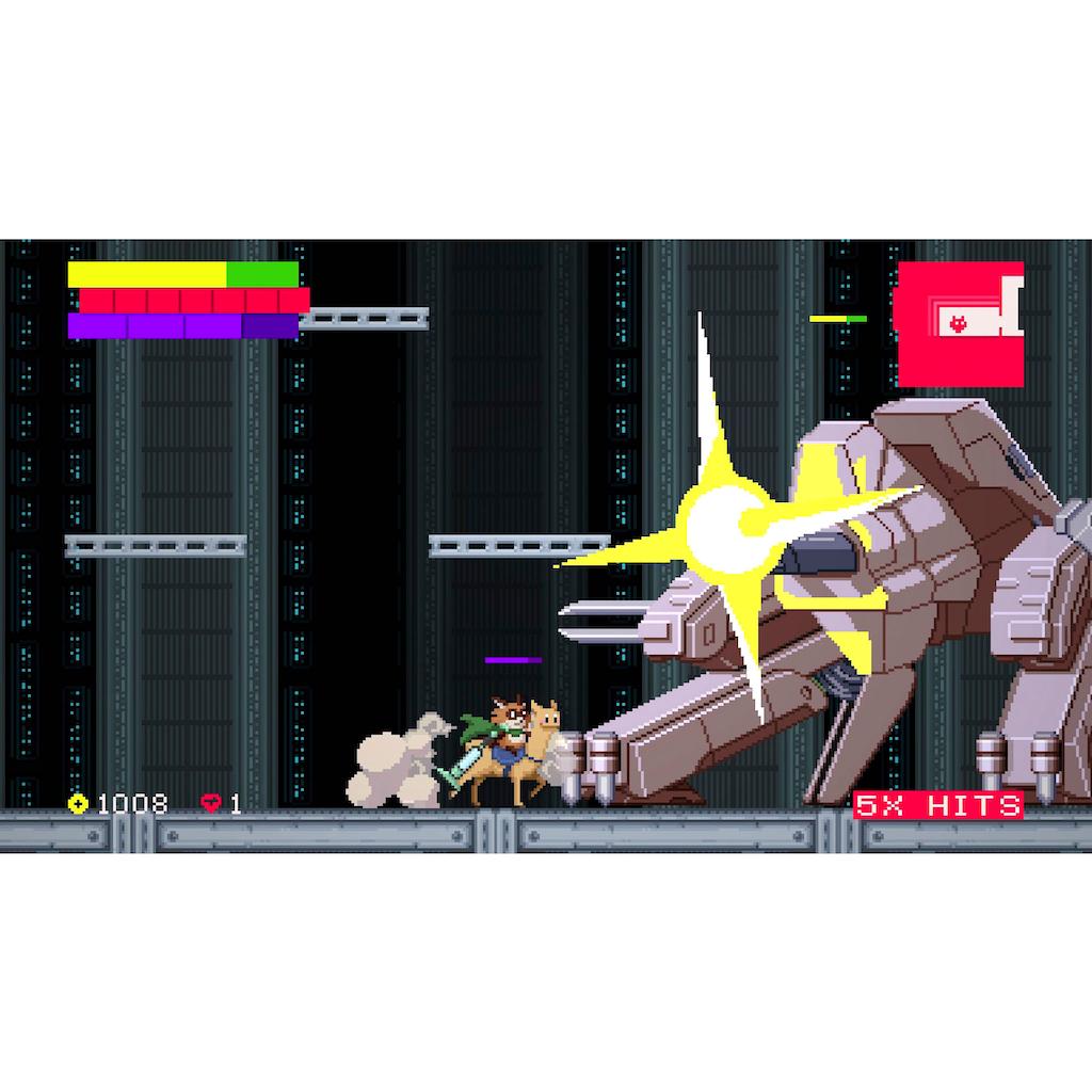 Spiel »Super Epic«, Nintendo Switch