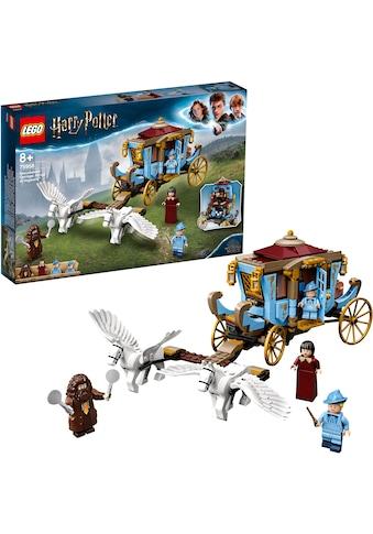 "LEGO® Konstruktionsspielsteine ""Kutsche von Beauxbatons: Ankunft in Hogwarts™ (75958), LEGO® Harry Potter"", Kunststoff, (430 - tlg.) kaufen"