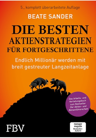 Buch »Die besten Aktienstrategien für Fortgeschrittene / Beate Sander« kaufen