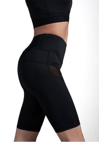 Ocean Sportswear Radlerhose »Activewear - Rad Hose«, Nachhaltig aus recyceltem Polyester kaufen