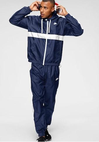 Nike Sportswear Trainingsanzug »M Nsw Ce Trk Suit Hd Woven«, (Set, 2 tlg.) kaufen
