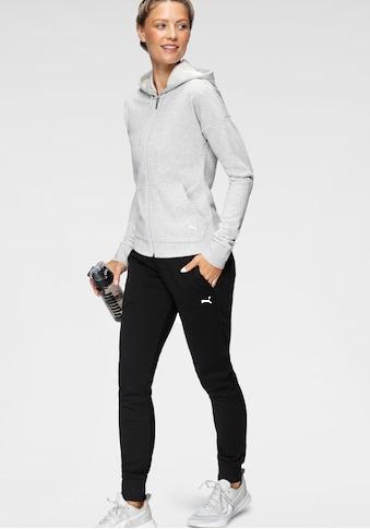 PUMA Jogginganzug »WOMENS CLEAN SWEAT TRACKSUIT« (Set, 2 tlg.) kaufen
