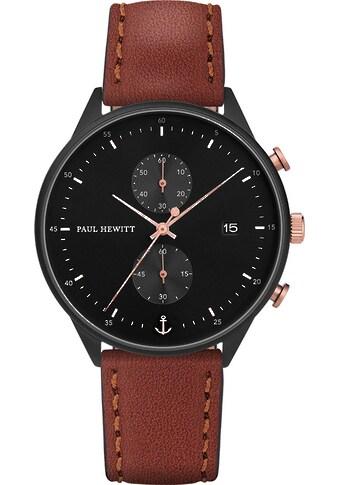 PAUL HEWITT Chronograph »PH-C-B-BSR-1M« kaufen