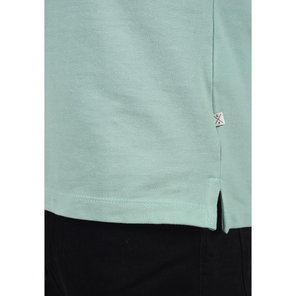 Casual Friday Poloshirt »20502760«, Polo mit modischen Details