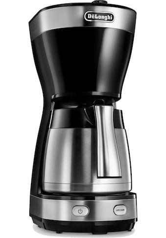 De'Longhi Filterkaffeemaschine »ICM 16710«, Papierfilter kaufen