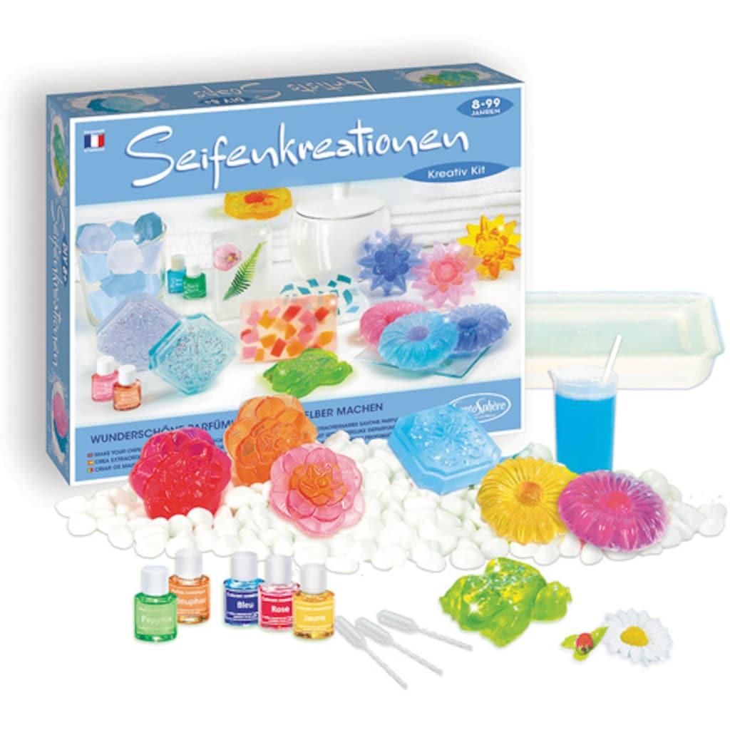SentoSphere Kreativset »Seifenkreationen«, Made in Europe
