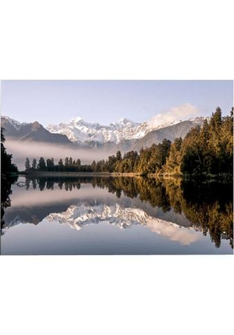 Home affaire Leinwandbild »New Zealand«, 120/90 cm kaufen